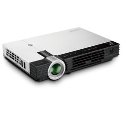 PeopleLink-ice is a Mini Portable projector with inbuilt internet smart projection technology.