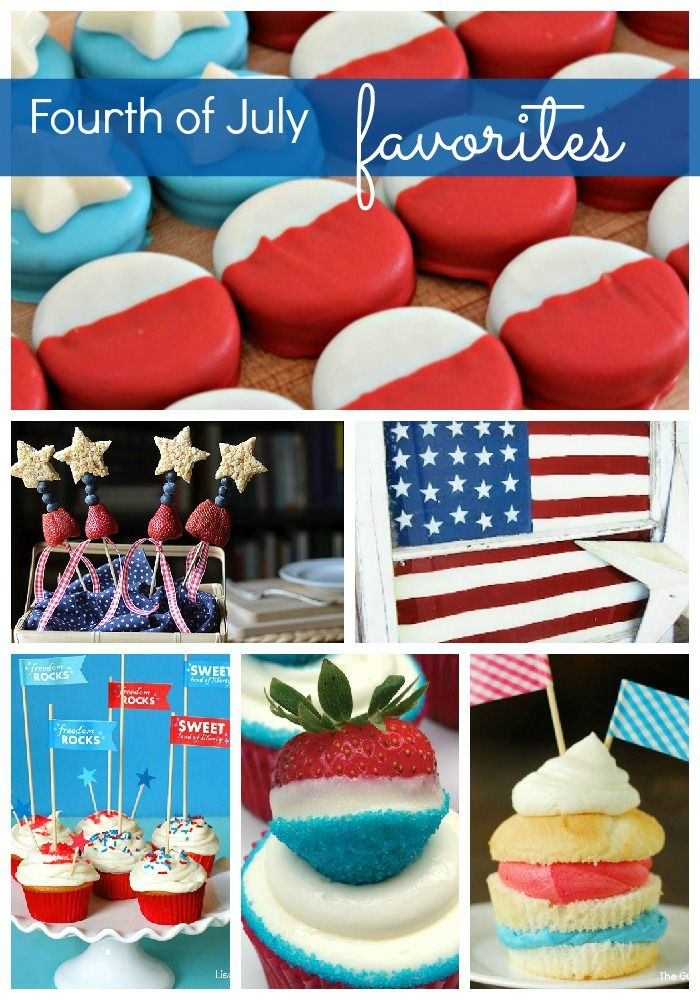 8 projects for 4th of July