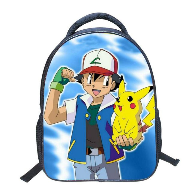 Check lastest price Fashion Game Pocket Monster Pokemon Backpack For Teenager Boy Girls Kawaii Pikachu Poke Ball School Bag Student Cartoon Backpack just only $12.99 with free shipping worldwide  #backpacksformen Plese click on picture to see our special price for you