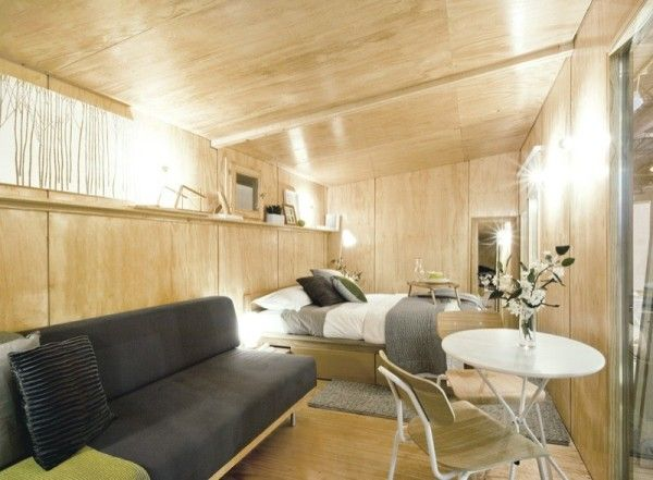 1000 ideas about prefab tiny houses on pinterest tiny for Least expensive prefab homes
