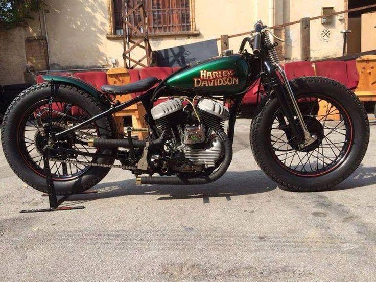 Les Motos Harley Davidson