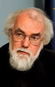 Rowan Williams admits the Church of England may have caused 'mental' pain towards gay people - YOU THINK?