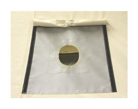 Stove Pipe Shield and Flap | Vermont's Barre Army Navy Store
