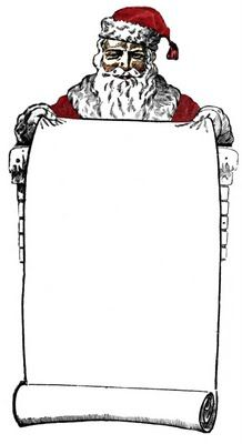 Free Vintage Clip Art – Victorian Santa Sign Holder - See more at: http://thegraphicsfairy.com/free-vintage-clip-art-victorian-santa-sign-holder/#sthash.xk8WUI48.dpuf