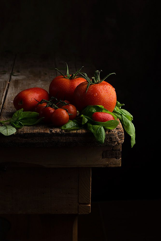 Tomatoes by Raquel Carmona                                                                                                                                                                                 More