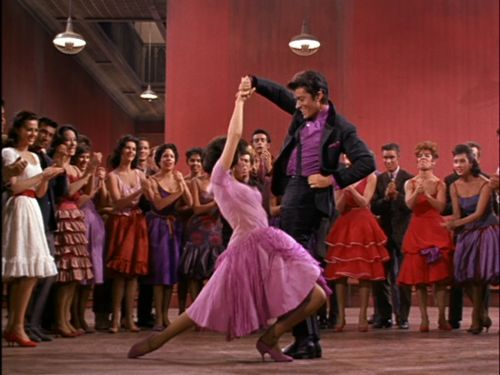 film-school-reject:  West Side Story (1961) by Jerome Robbins and Robert Wise  Anita's dress.