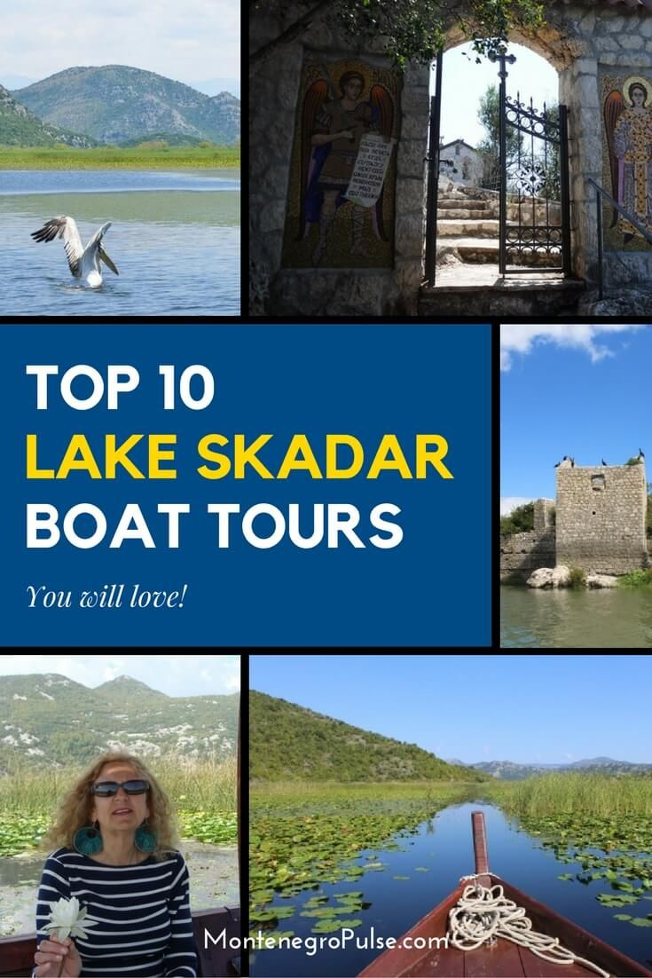 The most popular Skadar Lake boat tours. See endangered birds, ancient monasteries, freshwater beaches and island prisons.