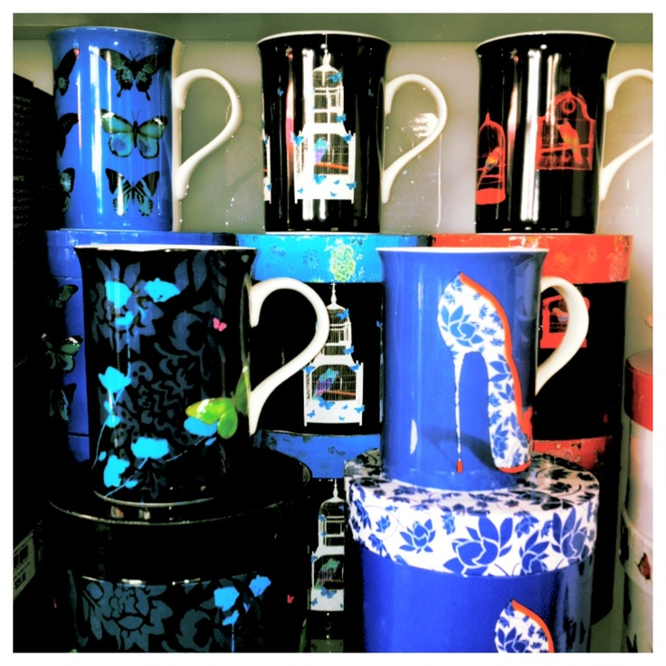 Christopher Vines Designs Boxed Mugs Were $19.95 NOW $14.95