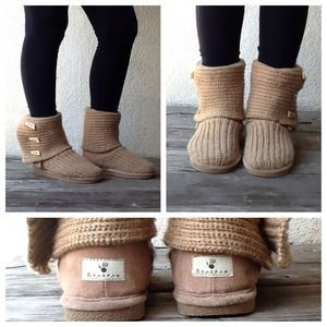 I just added this to my closet on Poshmark: Fall Bear Paw Boots. Price: $30 Size: 6