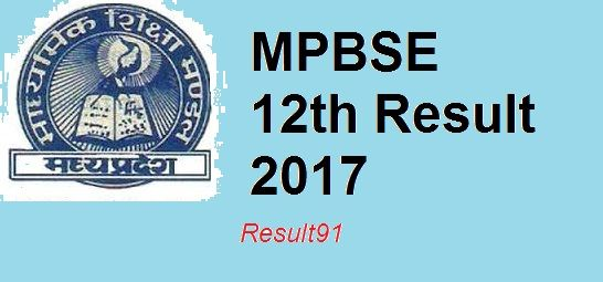 UPDATE: - MP Board 12th result will be out by tomorrow 10:00 AM.   Madhya Pradesh 12th board started on 1 march 2017 & ended on 31st march 2017. Afterward students are waiting eagerly for the results of MPBSE 12th result 2017.