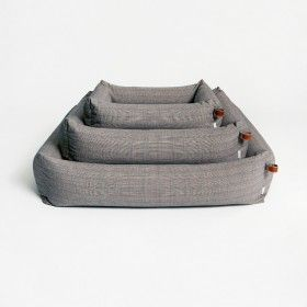 Dogbed Sleepy Deluxe Plaid