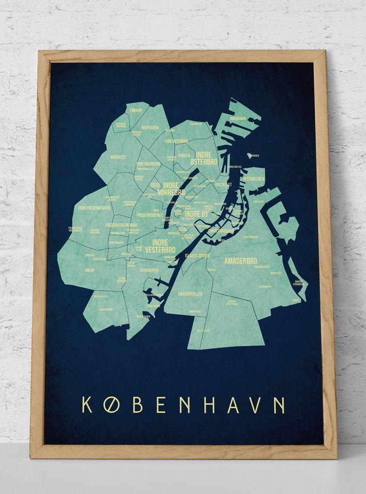 21 best Danish Posters images on Pinterest Maps Copenhagen and