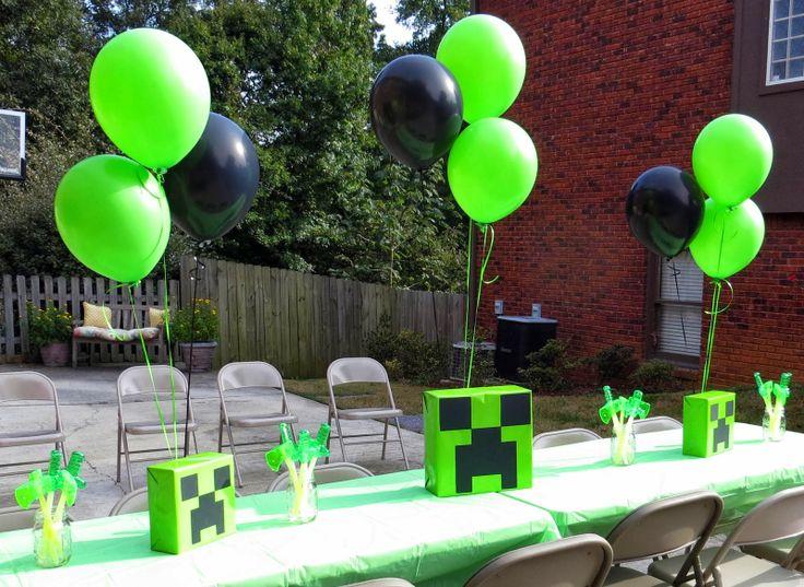81 best Minecraft Birthday Ideas images on Pinterest Minecraft