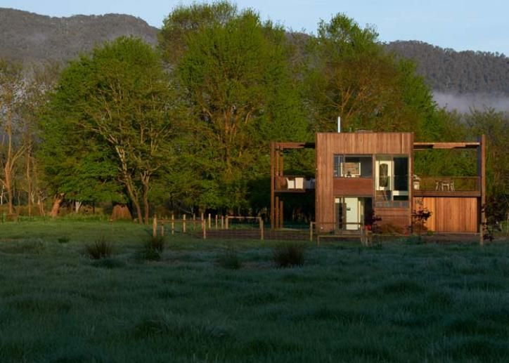 The Sorting Shed, High Country, Victoria | LoveBirds: Romantic Getaways for Two