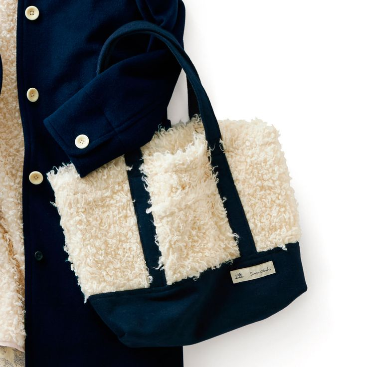 Sanikurauzu sheep bag | Felissimo