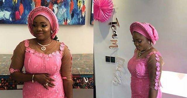 Best 25+ Nigerian Lace Styles Ideas On Pinterest