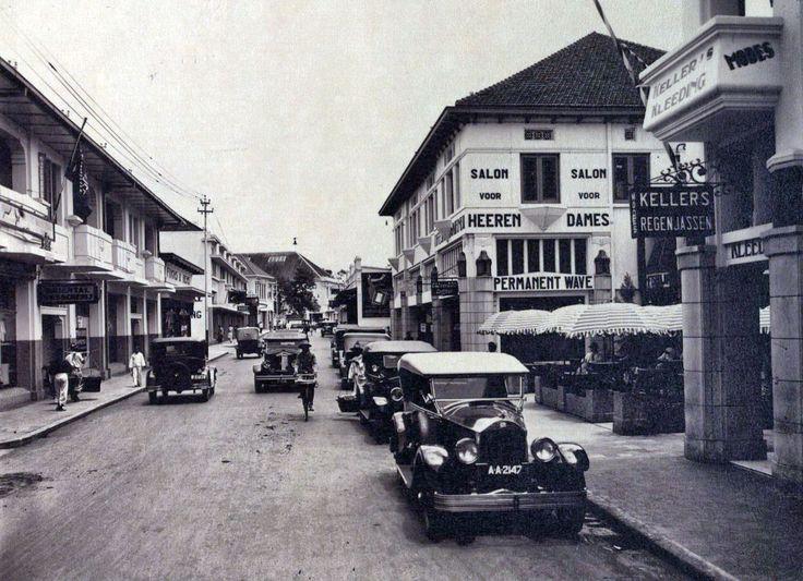 Bragaweg, Bandoeng