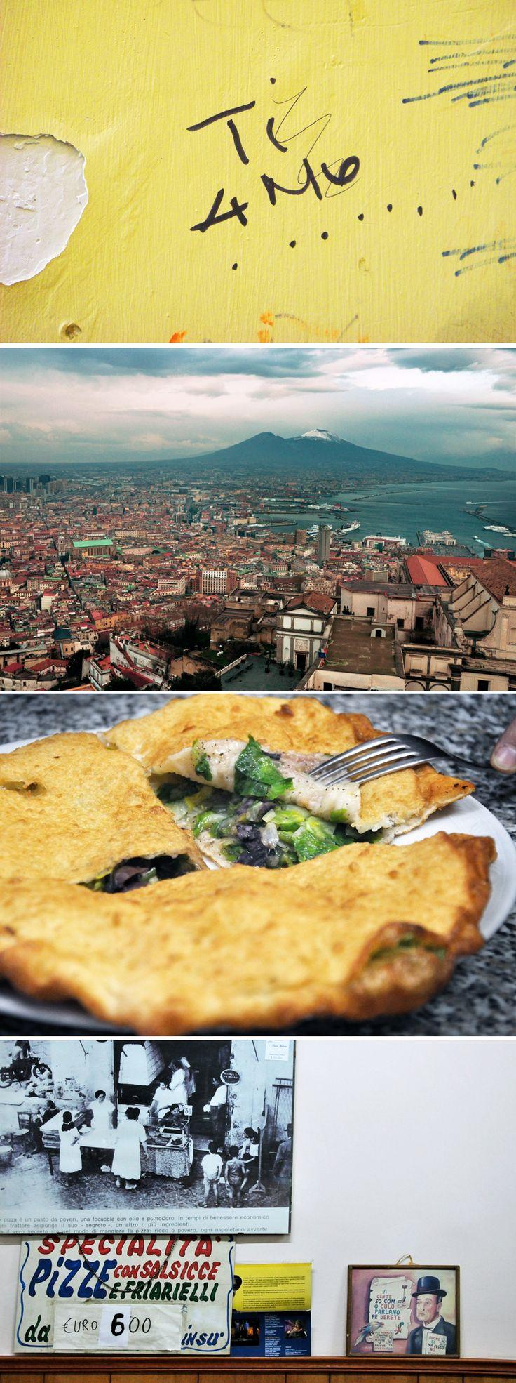 Que mange-t-on à Naples?  Napoli Italie