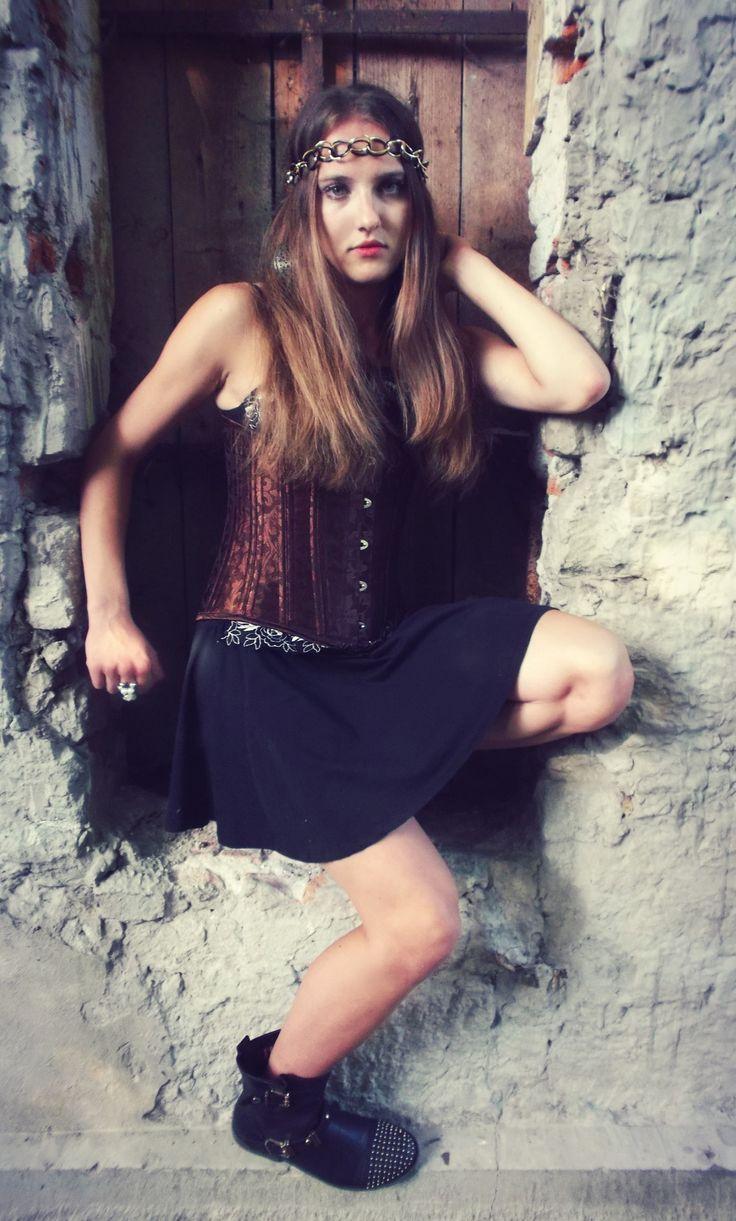 Wild challenge - ako nosia korzety bloggerky. - SELECTA FASHION