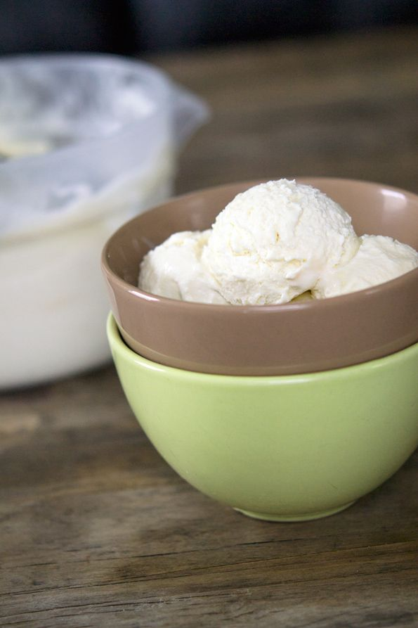 ingredient Gluten Free Ice Cream - no machine required! (Can't say ...