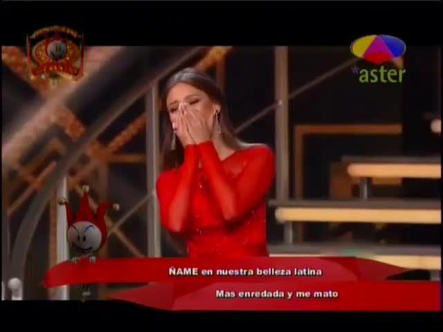 """Una De Las Respuestas Con Menos Sentido En """"Nuestra Belleza Latina"""" #Video"""