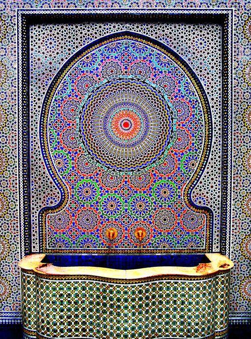 amazing mosaique