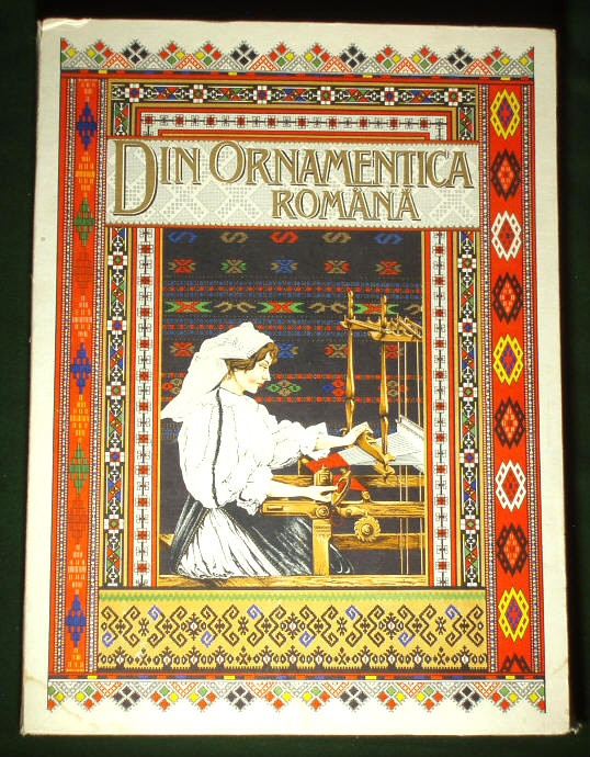 Book Romanian Folk Embroidery Weaving Patterns Peasant Textile Art Blouse | eBay