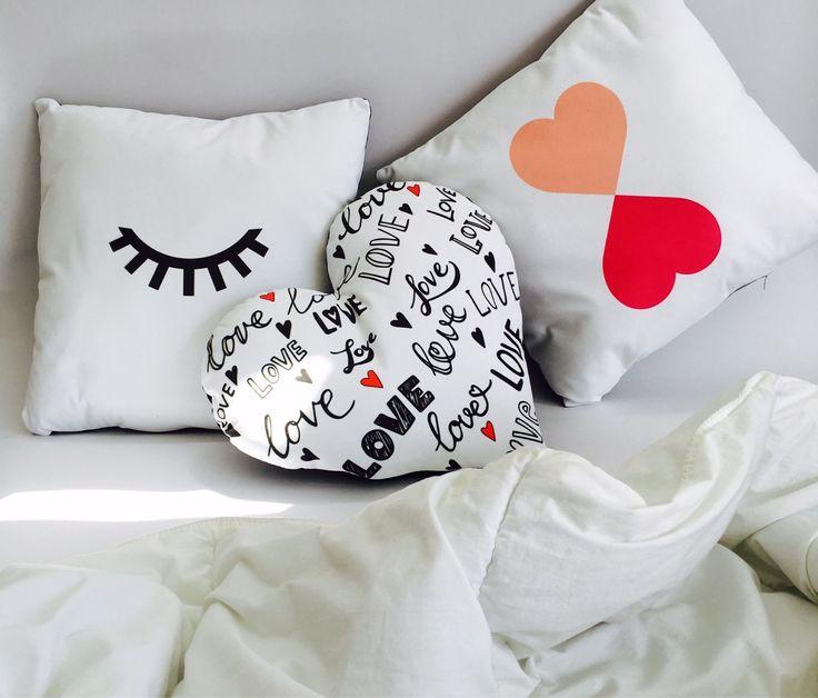 Lovely cushions. Teen girl cushions