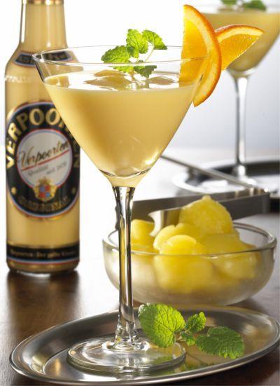 VERPOORTEN Fresh Mix - Cocktails und Longdrinks mit Eierlikör   Verpoorten