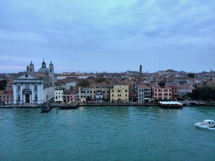 Afsejling fra Venedig