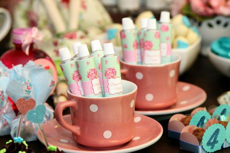 Lollipop Scrap: Chá de Bonecas Tilda