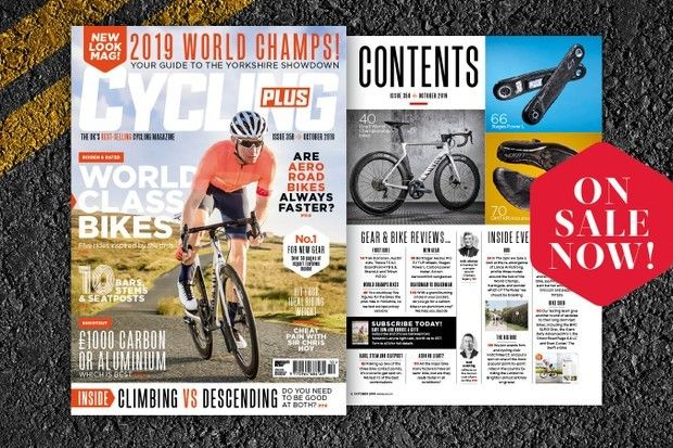 Cycling Plus October Is Out Now Cycling Magazine Tour Of