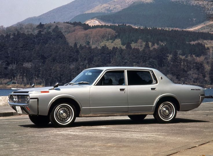 1967, Cars: Toyota Crown (S50)