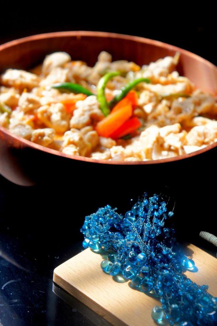 Jasha Maroo: Bhutanese Minced Chicken Recipe