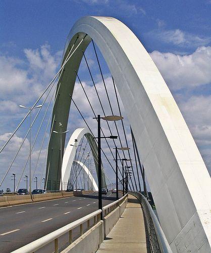 JK Bridge, Brasilia