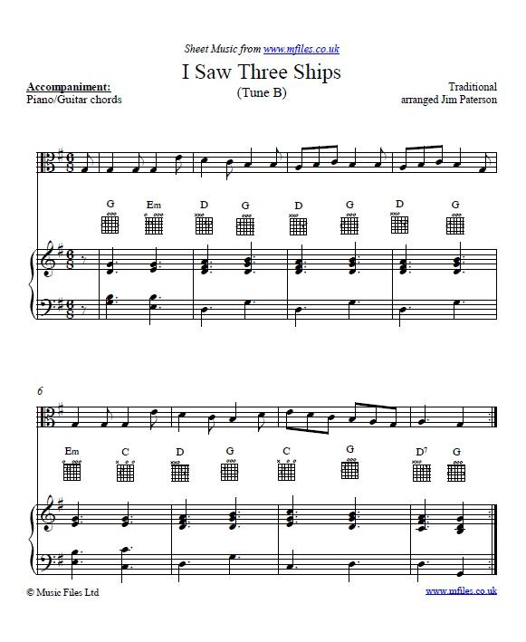 17 Best Images About Christmas Carols Sheet Music On