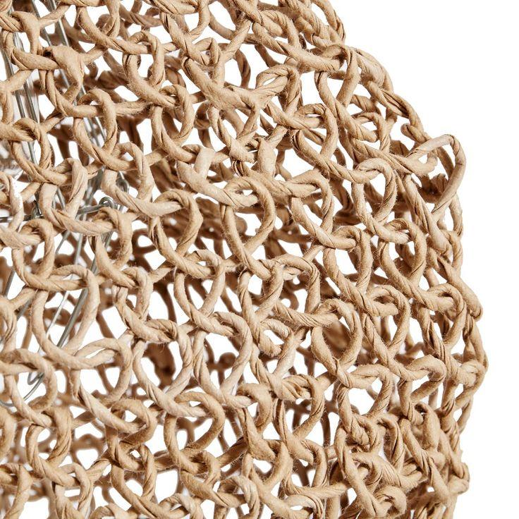 Lamp Paper Natural