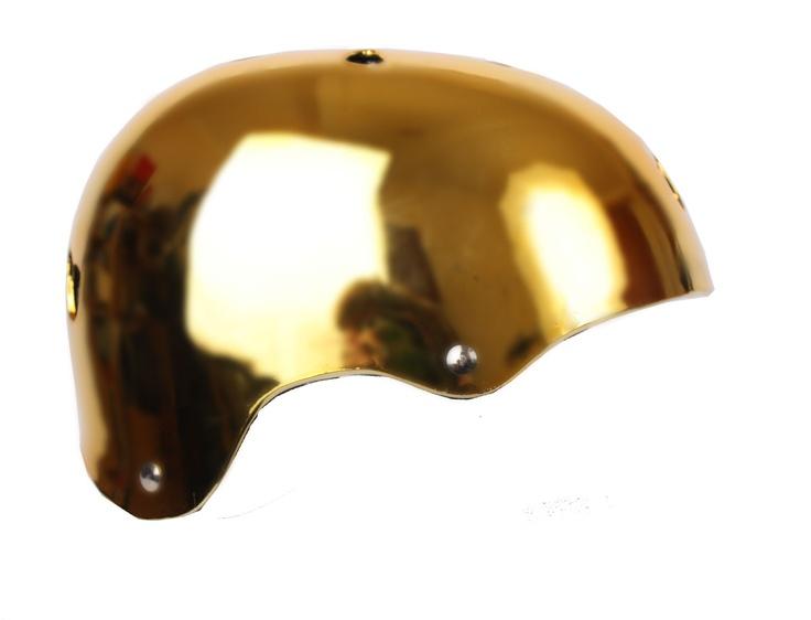 Gold Helmet | Bikes.