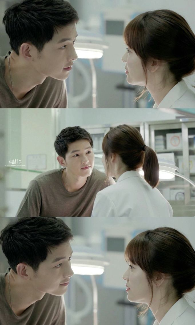 Descendants of the sun #descendantsofthesun #songjungki