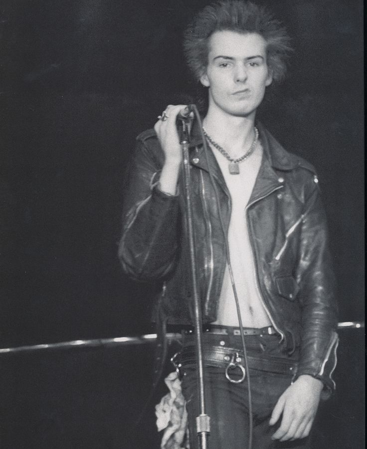 Sid Vicious Music Art Pinterest