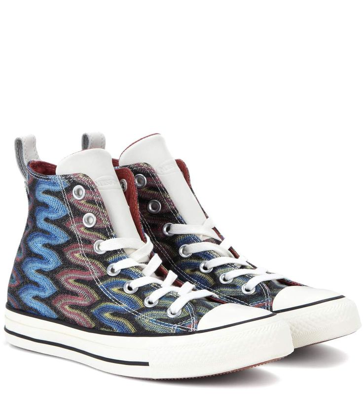 Chuck Taylor All Star multicoloured printed sneakers