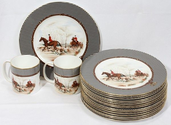 566 Best Christmas Crockery Images On Pinterest