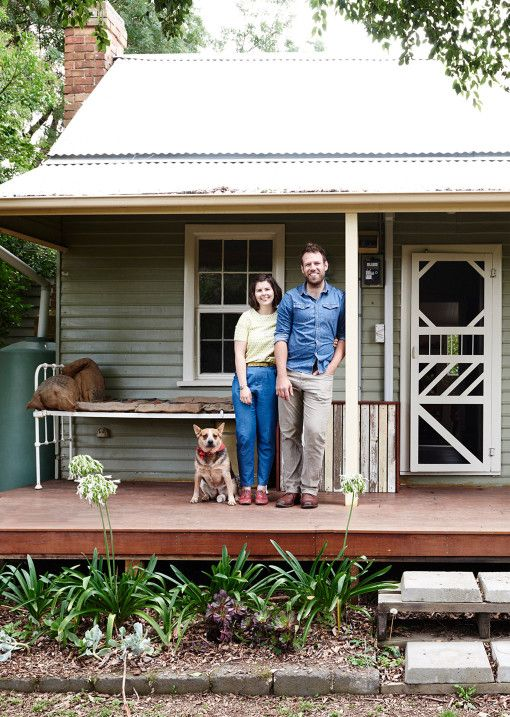 Red Hill Weekender – Lucy Hill and Family — The Design Files   Australia's most popular design blog.