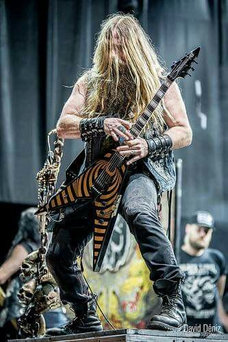 Epic Firetruck's Zakk Wylde's Black Label Society ~