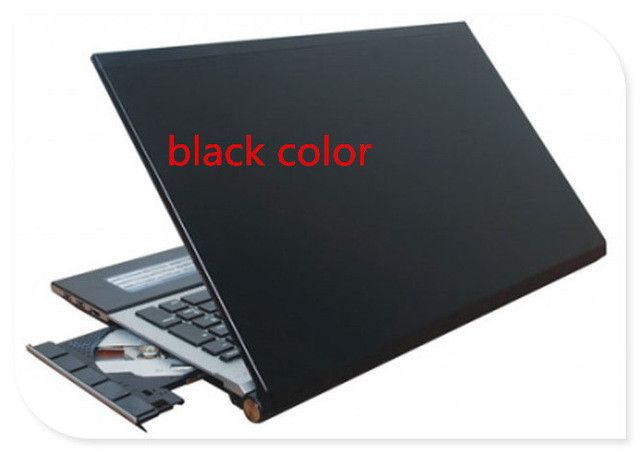 15.6inch Core I7 laptop computer 8GB RAM 500GB HDD & 64GB SSD W/DVD ROM WIFI camera Windows notebook PC