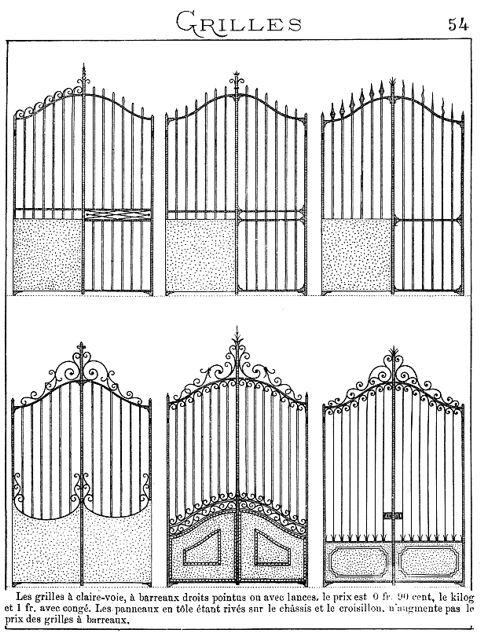 91 best Portes images on Pinterest Entrance doors, Entrance gates