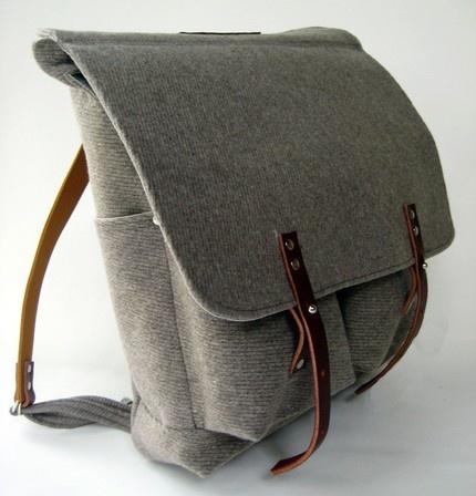 wayfarer backpack - great bag, i want one.
