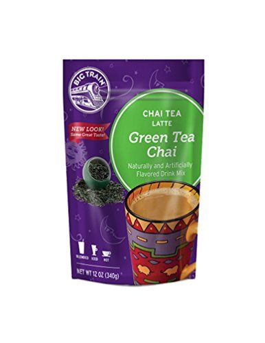 Big Train Green Tea Chai, 12-Ounce Bags (Pack of 3) *** You can find more details by visiting the image link.