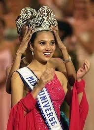 Miss India - Lara Dutta - Miss Universe 2000