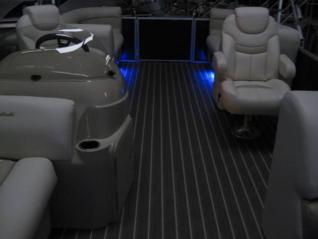 2015 Sweetwater Slc Pontoon Boat Under Seat Lights Vinyl
